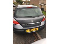 Vauxhall Astra 2006 1.9cdti, 12 months mot, faux leather seats, full electrics, heated seats