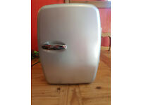 Small Mini Fridge Only Used In The Office In The Summer, Great Condition, Works Perfectly
