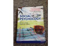 Social Psychology, M.A. Hogg, G.M. Vaughan