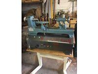 Vicmarc VL100 variable speed Woodturning lathe