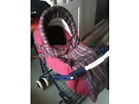 Maclaren pram in very good condition.