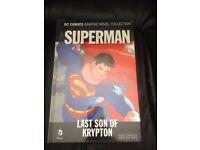 DC Comics Graphic Novel Collection - Superman Last Son of Krypton - BRAND new