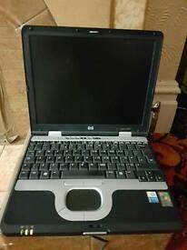"""HP compaq nc4000, 12.1"""", pentium M, 512mb ram, 40gb hdd"""