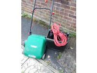 Qualcast Elan 32 electric lawnmower
