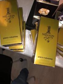 Men's 1 million perfume