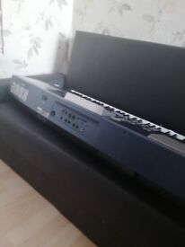 Selling korg pa500 new but display light off need to turn on but you can still see the display