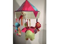 Baby cot mobile - mamas and papas