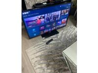50 INCH SLIM BUSH SLIM TV EXCELLENT CONDITION FULL HD FREEVIEW CAN DELIVER
