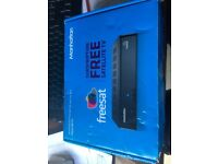 Manhattan Freesat HD-S2 Box Brand New