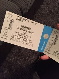 2 tickets to see MIST in concert at koko in London 27th march