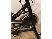Bodymax b2 spin bike