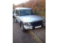 land rover Discovery td5 gs auto/4x4 /london.
