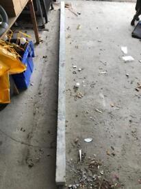 3ft concrete joist/lintel
