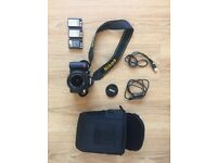 Nikon D60 Camera Kit with lots of Extras!!