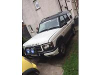 1999 discovery spares repairs