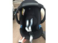 Mama and papa car seat cybex safety!!