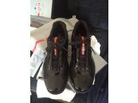 Prada size 11.5 uk men's trainers