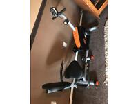 V-fit BK11-RC Recumbent Magnetic Exercise Cycle