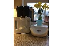 Tommee tippee perfect prep machine and accessories