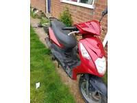 2011 sym 125cc