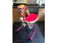 Cosatto Noodle Supa Highchair, Poppidelic