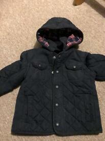 Boys M&S coat