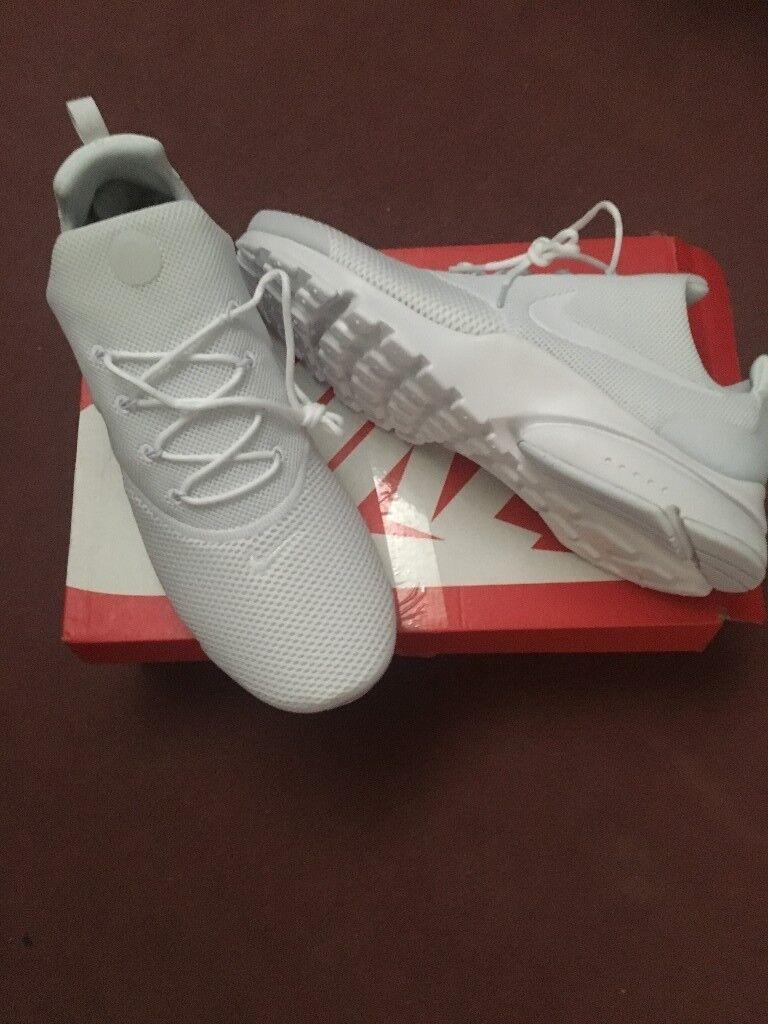 ed98bc282c4 Nike Presto Fly white men s trainers
