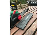 Qualcast chainsaw new