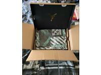 Nike X OFf White Air Jordan 1 Red Chicago - AA3834-101 - Size Uk 10 - US 11