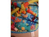 baby einstein play mat