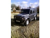 LAND ROVER DEFENDER 110 XS 2016 VERY LOW MILEAGE ONE OWNER EXCELLENT CONDITION