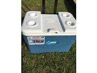Coleman Xtreme Wheeled Cooler (50Qt)