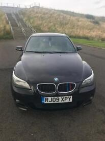 BMW 520 M PACK 09 PLATE