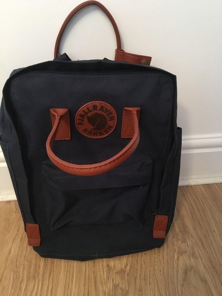 100% genuine best sneakers the cheapest Fjallraven Kanken backpack   in London Bridge, London   Gumtree