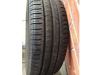 2 Michelin Tyres 195/60 R16