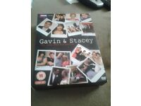 Gavin & Stacey DVD Collection boxset for sale.