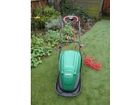 GET READY FOR SPRING! Qualcast Hover Lawnmower. Excellent working order
