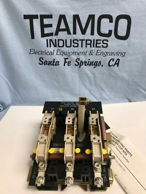 General Electric Thc31 Hci Disconnect Switch New