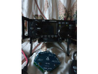 xiegu g90 radio and c19 cable and other accessories