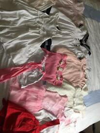 Girls designer clothes bundle age 3