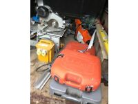 Paslode nailers and various other power tools