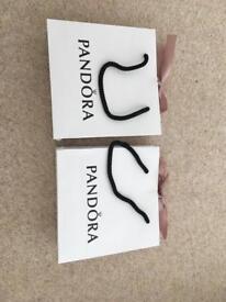 Pandora gift bags x2