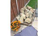 Rockery / Boundary Rocks For Sale