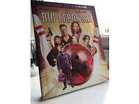 The Big Lewbowski Blu Ray Limited Edition