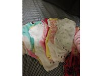 Baby girl clothes 0-9m