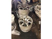 5x genuine tvr Tuscan wheels