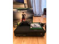 XBOX ONE 1TB with RISE OF THE TOMB RAIDER
