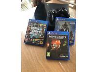 PS4 PlayStation 1TB Black