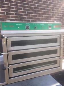 Doyon Jet Air Convection  3 Deck Pizza Oven