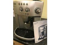 DeLonghi - Bean to cup Coffee machine.